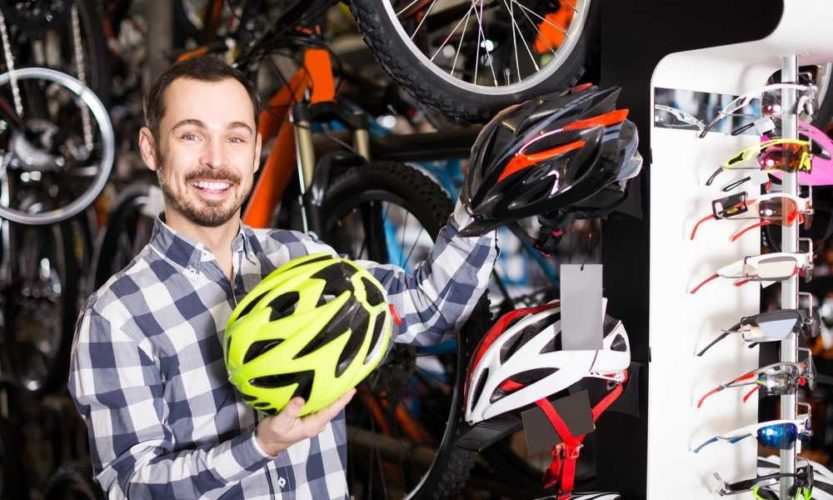 What Helmet for Mountain Biking?