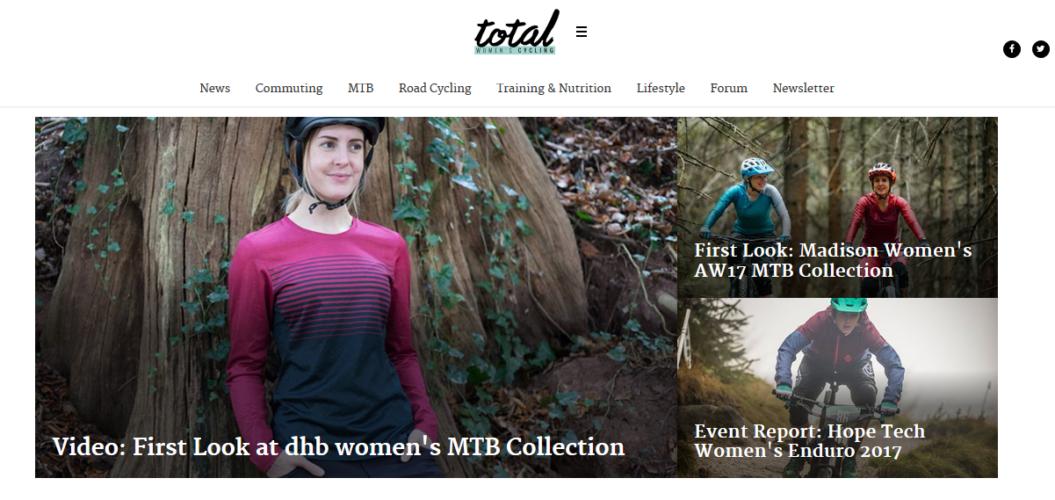 Total Women's Cycling