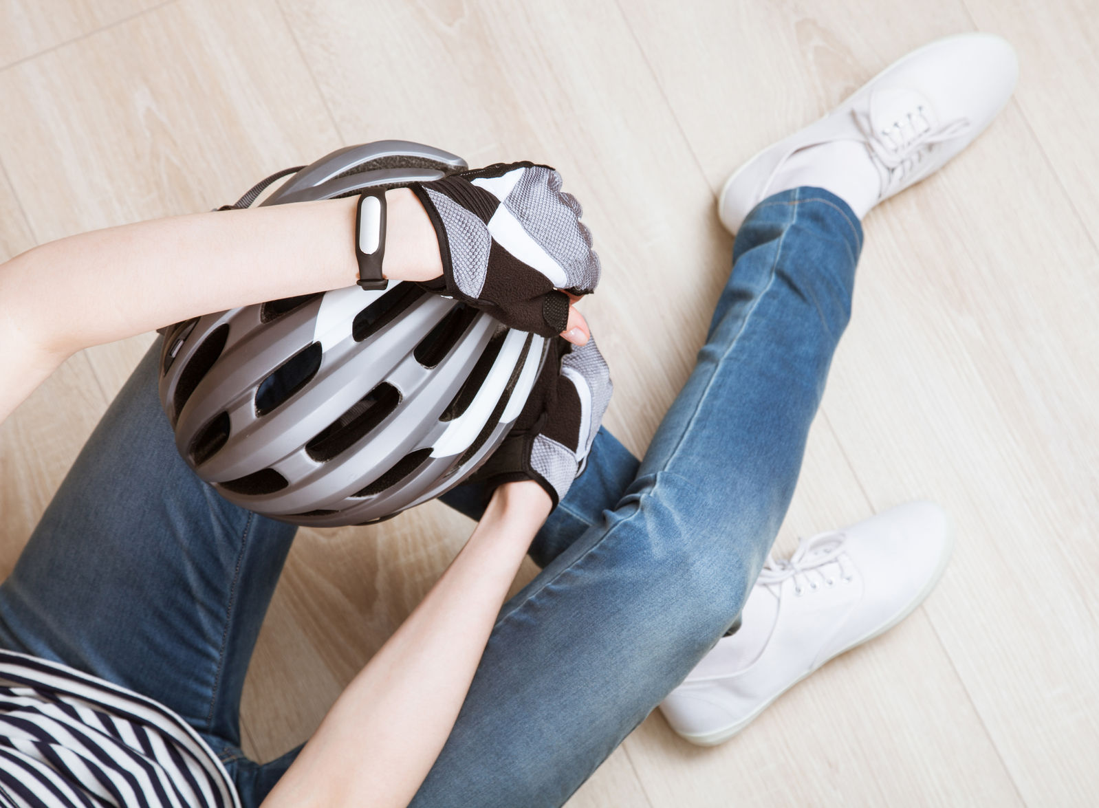 What Should I Do With My Bicycle Helmet After a Crash?