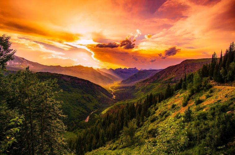 Bangtail Divide Trail, Bozeman, Montana