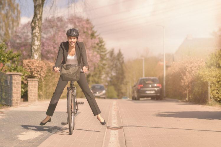 Who needs commuter bike helmets?