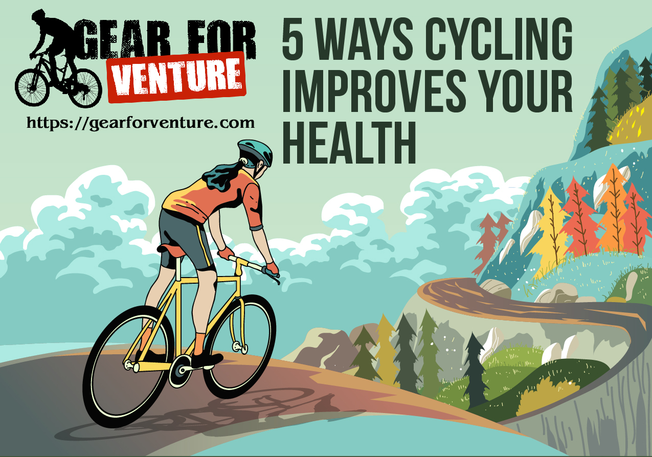 5 Ways Cycling Improves Your Health - Feature