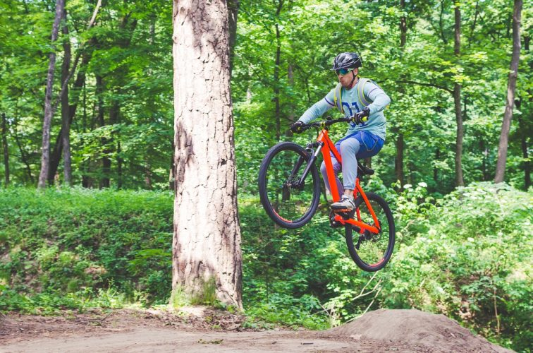Mountain Bike Jumping for Beginners