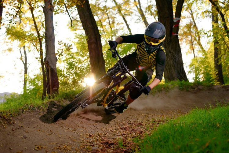 Definition of Enduro Mountain Biking