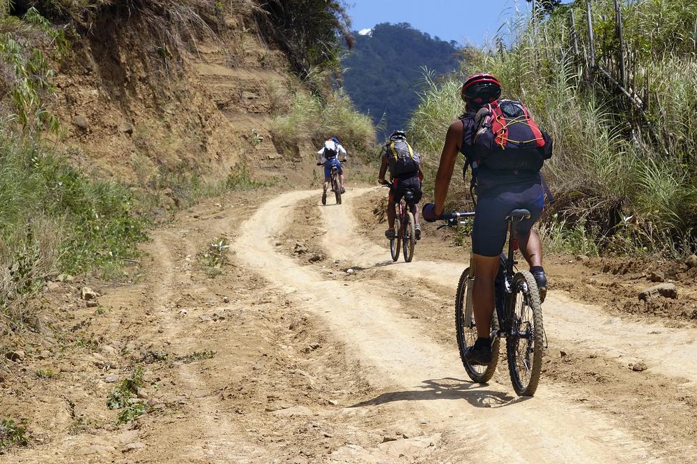 XC Mountain Bike Climbing Techniques