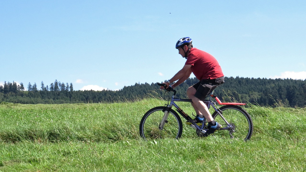 Functional exercises to build mountain biking strength