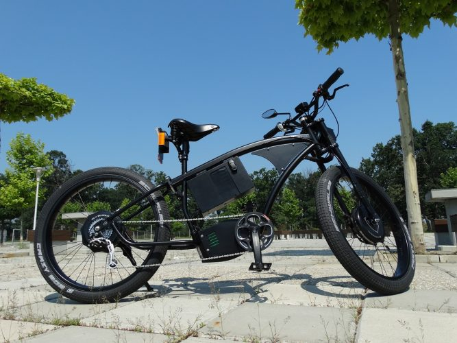 Electric Bike 24v or 36v