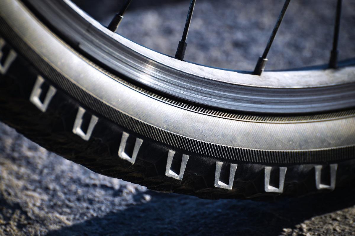 How to Fix a Flat Spot on a Bike Rim