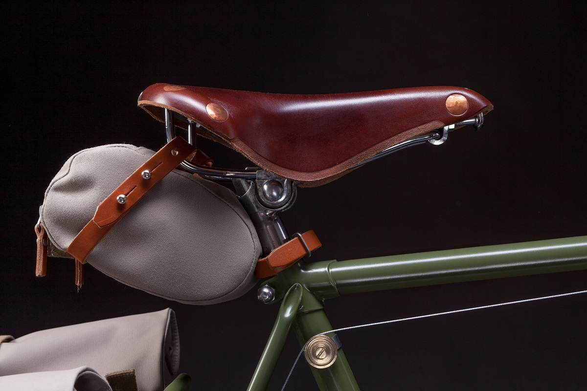 How to Lace a Brooks Saddle