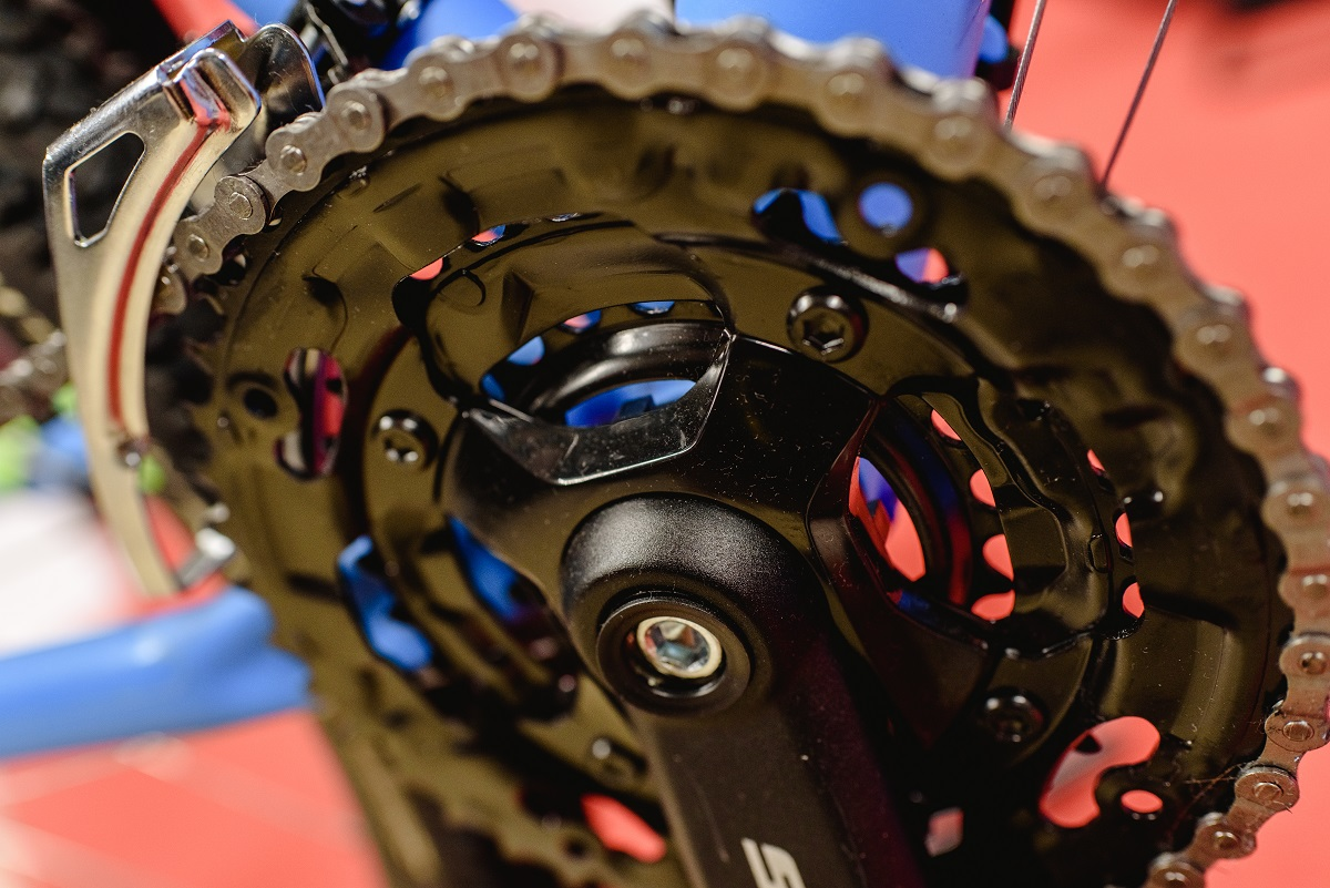 How to Remove Chainring Bolts