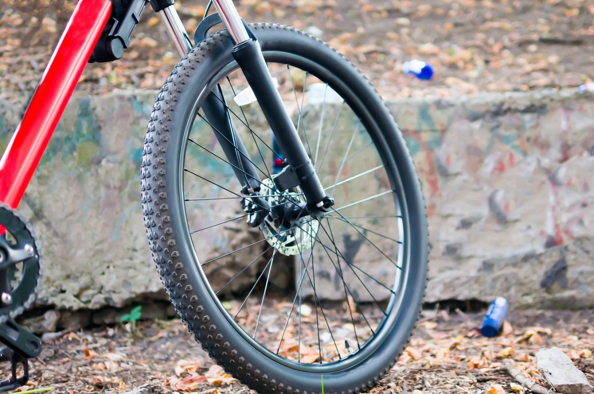 How to Get Bike Tire Back on Rim