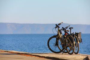 How To Carry Food On A Bike