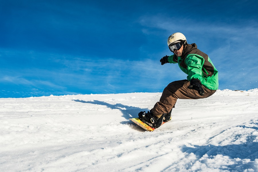 Can you use a bike helmet for snowboarding