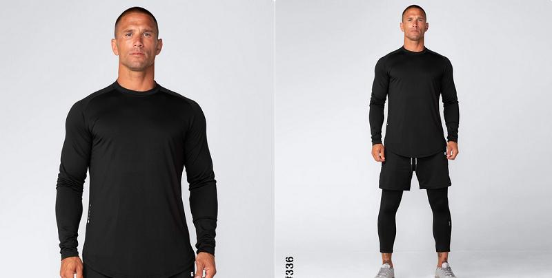 Men's Athleisure Wear for Work