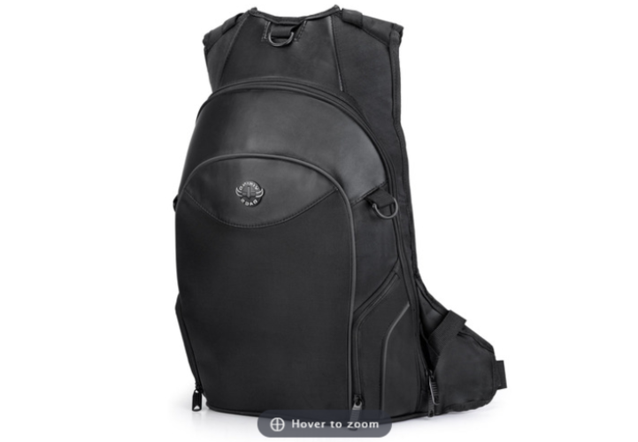 Cycling commuter backpack waterproof
