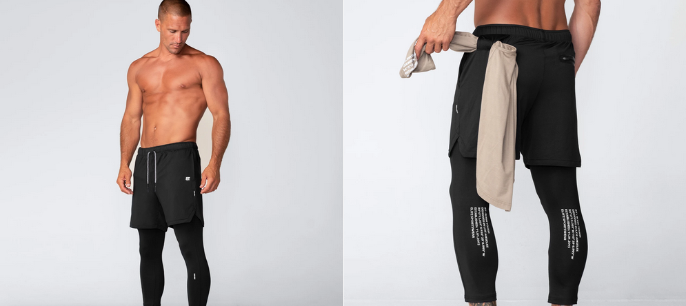 Workout Shorts for Guys