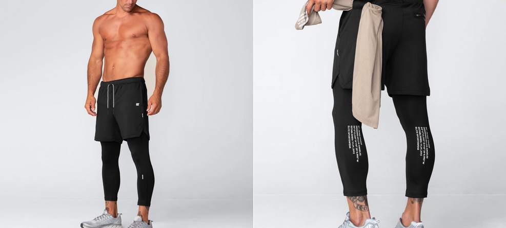 Workout Shorts for Guys Thin Legs