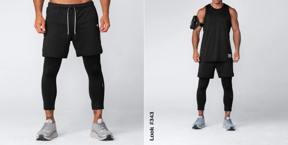 Workout Shorts for Guys Lining