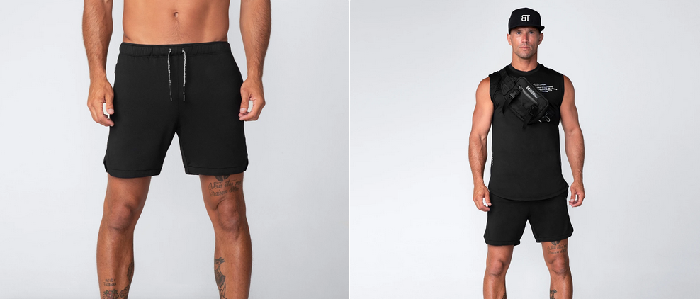 Workout Shorts for Guys No Lining