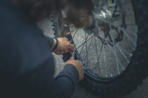 Mountain Bike Tire Pressure Guide [Guest Post]