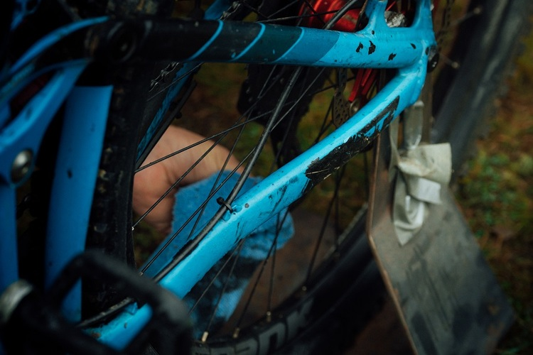 All about mountain bike tire pressure