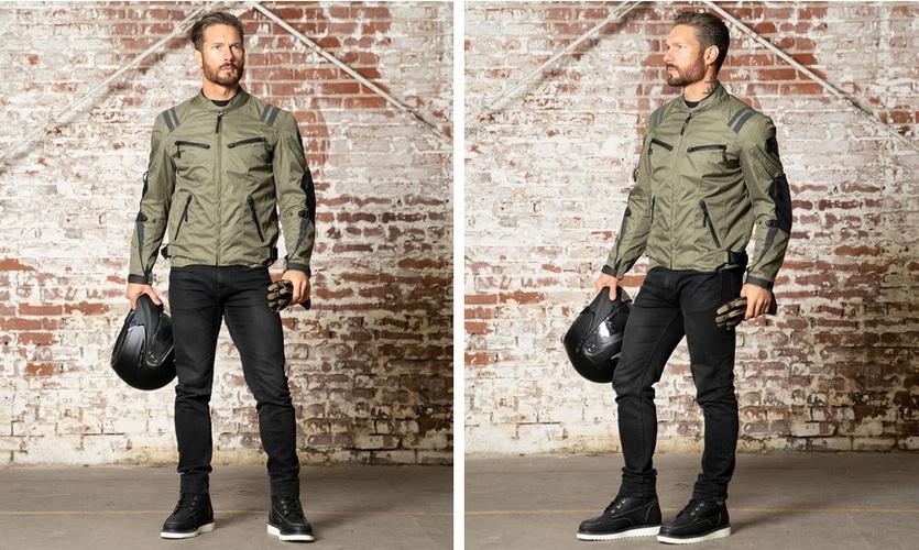 Ironborn biker jacket