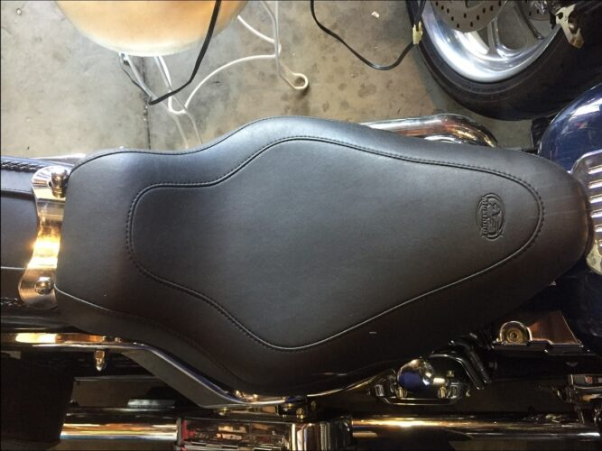 Great Harley Davidson Seats