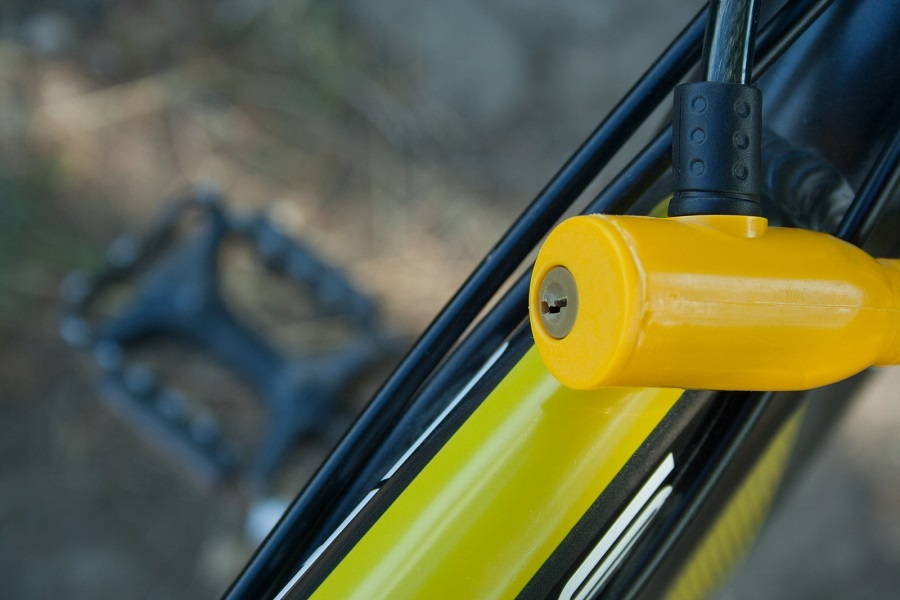How To Drill a Bike Lock When The Key Is Lost